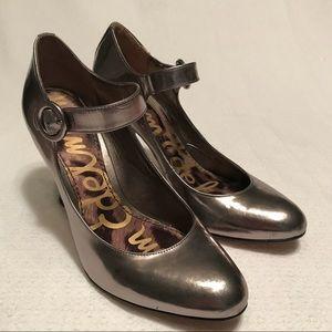 Sam Edelman heels with strap, size 9.5